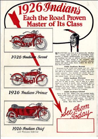 1926 silver jubilee ad for the indian prince
