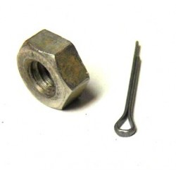 A28160 Indian Prince Exhaust valve relief cam lever nut and cotter pin A3230S .