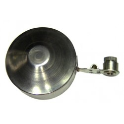 G20 Indian Prince Schebler G series Float and Lever with retainer nut.