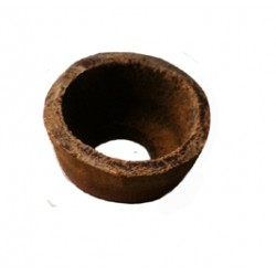 24B58 Hand oil pump valve body leather washer